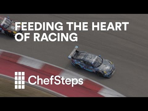 Feeding the Heart of Racing
