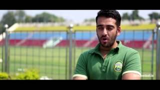 Under 19 trials at Garhwal FC.