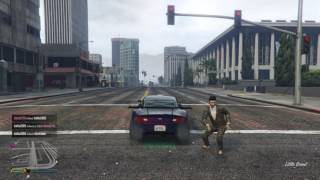Grand Theft Auto V Never Let Your Guard Down