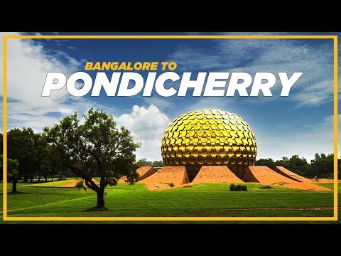 Bangalore to puducherry | pondicherry