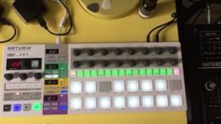 Beatstep SH09 problem