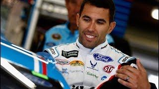 Almirola discusses how bone growth stimulator helped recovery