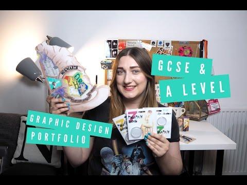 Graphic Design Portfolio - Part 1: GCSE and A Level | Graphique Fantastique