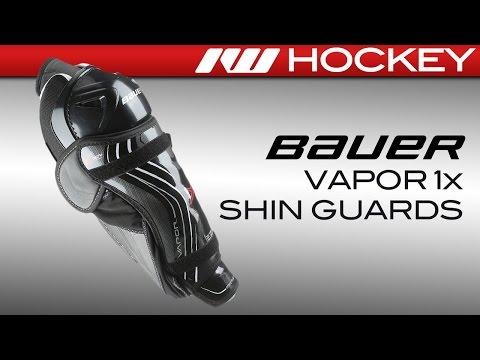 Bauer Vapor 1X Hockey Shin Guard Review