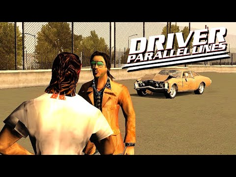 Driver: Parallel Lines - Gameplay Walkthrough - Mission #4: Pay Ray