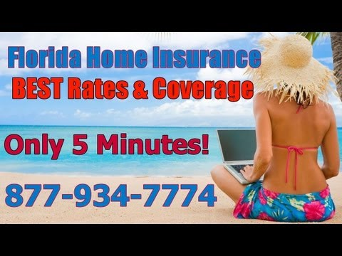 Home Insurance In Florida - FREE Home Insurance in Florida Quote Video