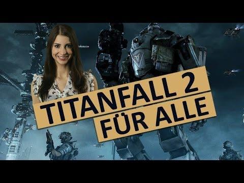 Weekly Fix #43: Titanfall 2 für alle Plattformen, VR-Headset Morpheus für PS4