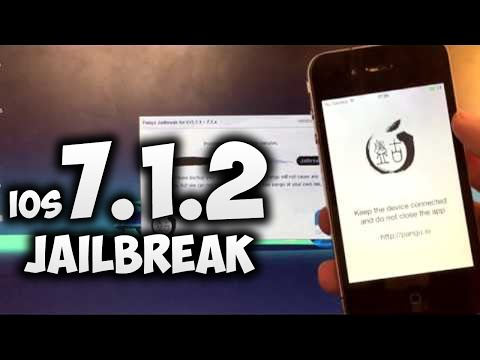 iPhone 4 Jailbreak Tutorial iOS 7.1.2