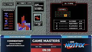 Game Masters - Tetris