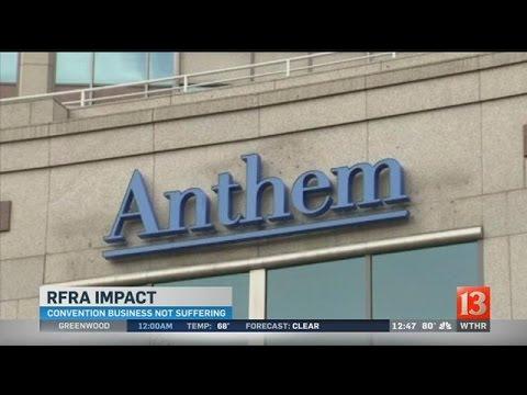 Inside Indiana Business: Anthem/Cigna deal