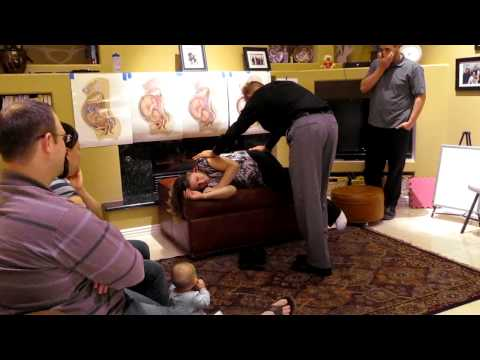 Dr. Ross - Turning a Posterior Baby