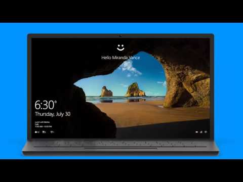 Windows Hello For Toshiba