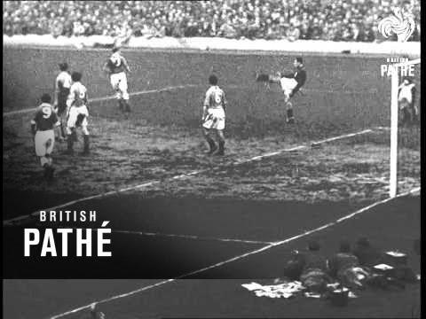 Birmingham V Blackpool (1951)