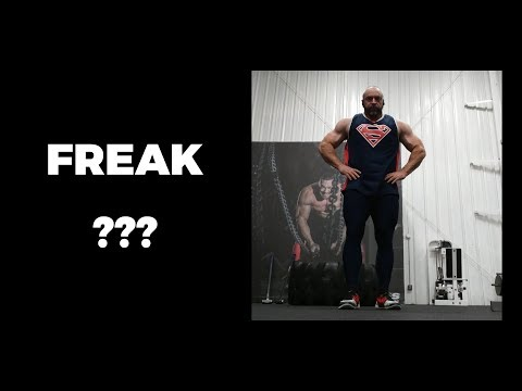 Are You a Natural FREAK? Muscle and Strength Goals