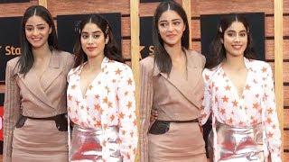 MAMI 2019   Janhvi Kapoor And Ananya Panday TOGETHER At Jio Mami Film Festival