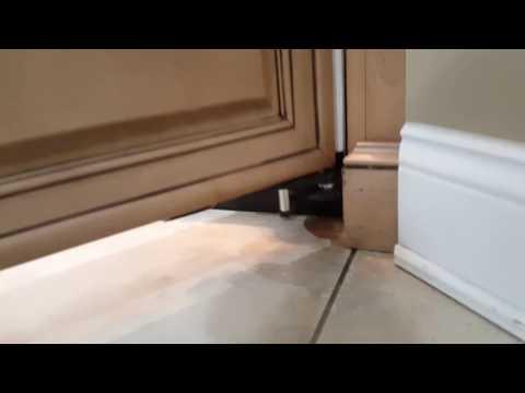 Viking refrigerator door squeaking