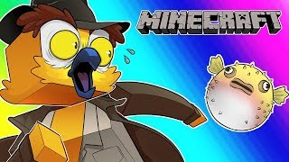 Minecraft Funny Moments - Delirious' New Adventure Home!