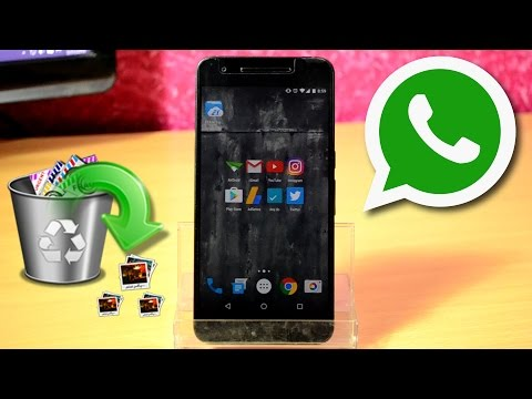 Recover Deleted WhatsApp Messages 2016 | 100% Working Method
