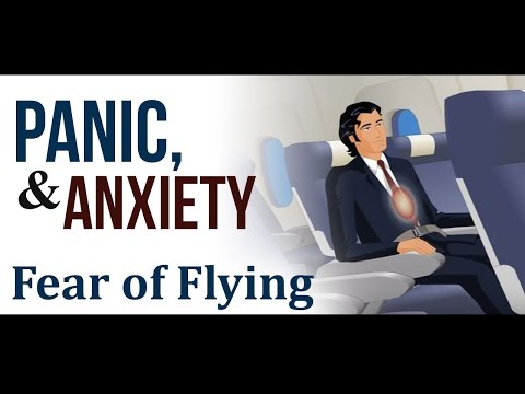 Panic, Anxiety and Fear of Flying