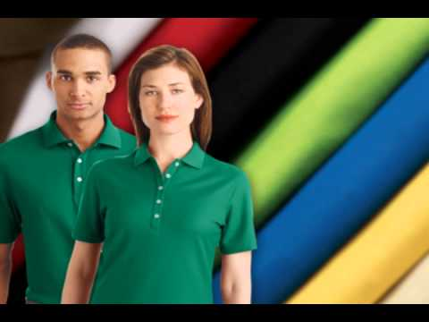 Alll Uniform Wear | Custom Embroidered Company Polo | 844-255-8643
