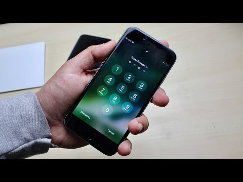 Unlock ANY iPHONE Without PASSCODE On iOS 11! Get Access to Photos + More