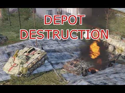 Vehicle Depot Sweep: Arma 3 Zeus US Nogovo Campaign Episode 3