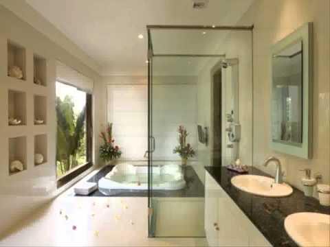 Good Balinese bathroom design