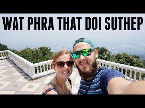 THE MAGICAL DOI SUTHEP: Wat Phra That