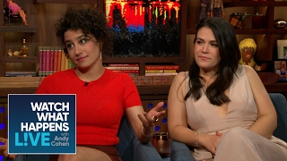 Abbi Jacobson And Ilana Glazer Spill The Broad Cit-Tea | #FBF | WWHL