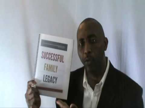 Relationship & Family Problems? The Answer is Legacy