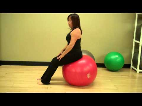 Choosing the Correct Stability Ball