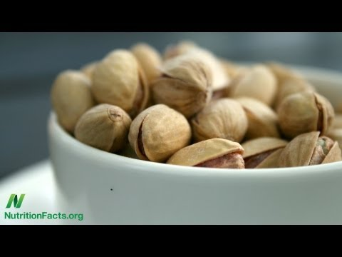 Pistachio Nuts for Erectile Dysfunction