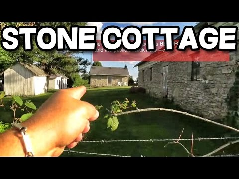 Stone cottage, stone barn, creek - all on 48 acres Horse property for sale in Danville Kentucky