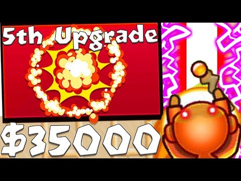 THE SUPER FIRE TORNADO MAGE TOWER DEFENSE MOD - 10X BLOONS TD 6 - Bloons TD Battles