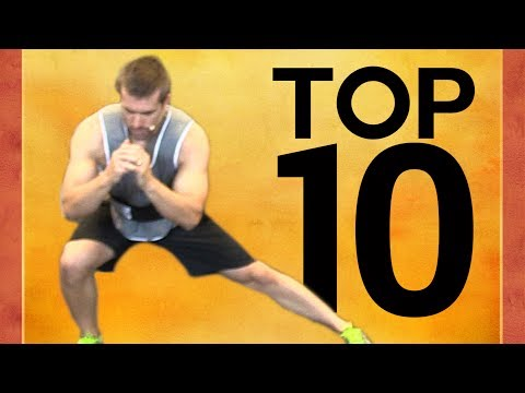 TOP 10 Weighted Vest Exercises