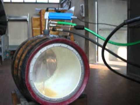 Bolondi Barrel Cleaner Rotojet model XC020