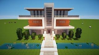 Modernes Haus Bauen Videos Ytubetv - Minecraft grobes haus bauen tutorial deutsch