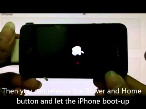 How to Exit DFU mode on iPhone iPad iPod Touch - SenseiPhone