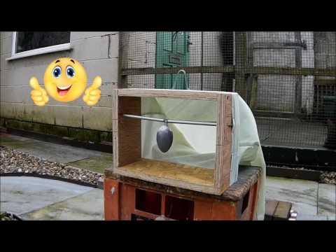 mini catapult catchbox
