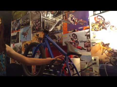 How to take off rear Bmx brakes