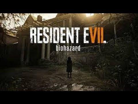 Resident Evil 7 Biohazard GamePlay LIVE