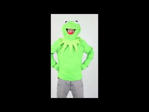 Rubies Kermit Adult Costume   880319