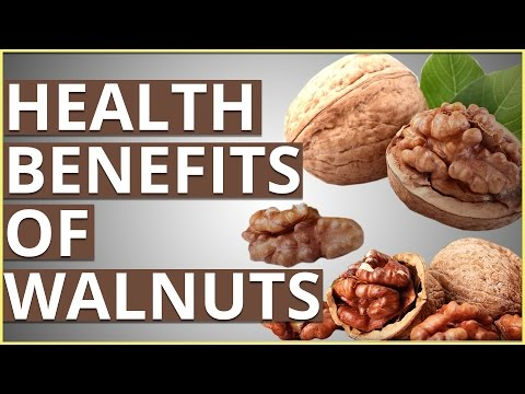 7 Health Benefits of Walnuts for Brain and Skin