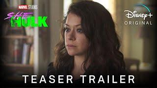 Marvel Studios' SHE-HULK (2022) Teaser Trailer   Disney+