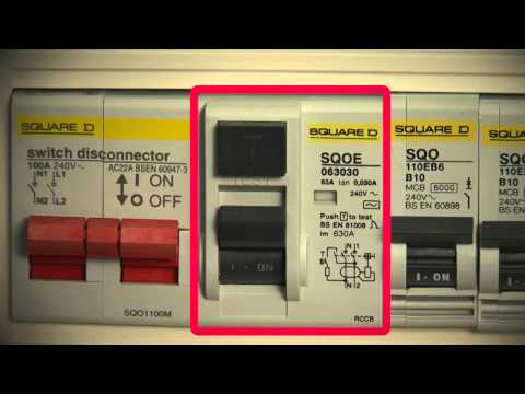 What is an RCD by Electricians in Hillingdon call us now on 0207 1750 337