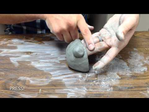 How to Make a Pinch-Pot Monster CSD