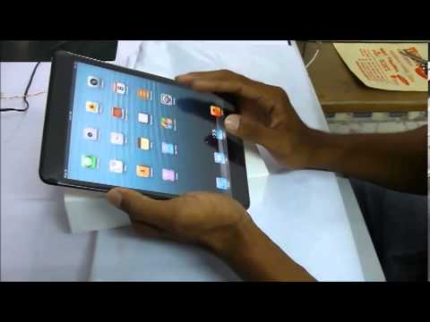 iPad Mini Unboxing and First Look For India