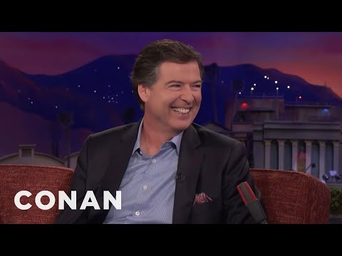 James Comey Sang A Beyoncé Song In An FBI Meeting  - CONAN on TBS