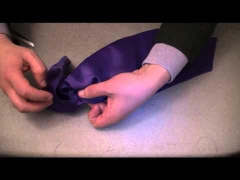 how to make a cravat