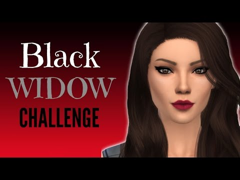 Black Widow Challenge: Sims 4 | Part 24 | Cowplant Catching